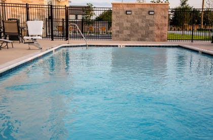 Pool | Holiday Inn Express & Suites Taylor