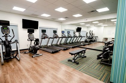 Fitness Facility | Holiday Inn Express & Suites Taylor