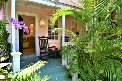 Courtyard View | Simonton Court Historic Inn & Guesthouse