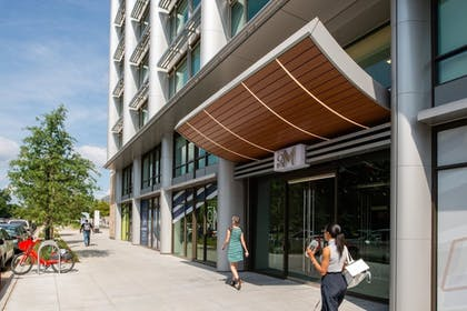 Property Entrance | Global Luxury Suites Capitol Hill/Navy Yard