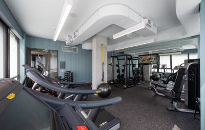 Fitness Facility | Global Luxury Suites Capitol Hill/Navy Yard
