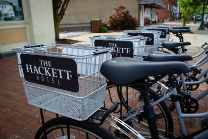Front of Property | The Hackett Hotel