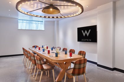 Meeting Facility | W Aspen