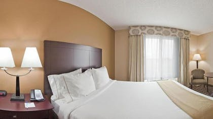 Guestroom | Holiday Inn Express Pembroke