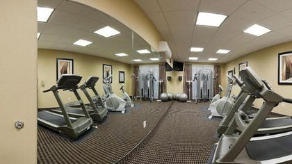 Fitness Facility | Holiday Inn Express Pembroke