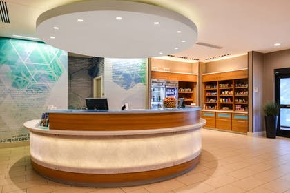 Lobby | SpringHill Suites by Marriott Irvine