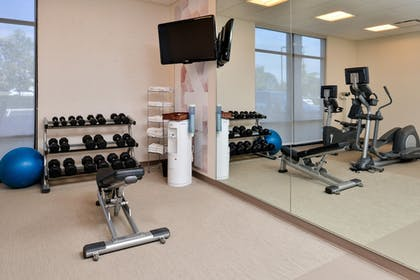 Fitness Facility | SpringHill Suites by Marriott Irvine