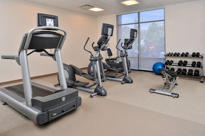 Sports Facility | SpringHill Suites by Marriott Irvine