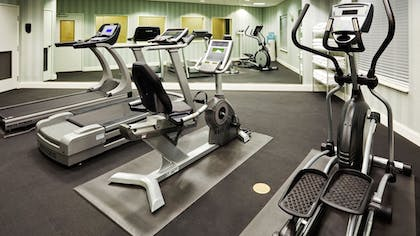 Fitness Facility | Holiday Inn Express & Suites Mt. Pleasant