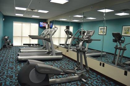 Sports Facility | Fairfield Inn & Suites by Marriott Channelview