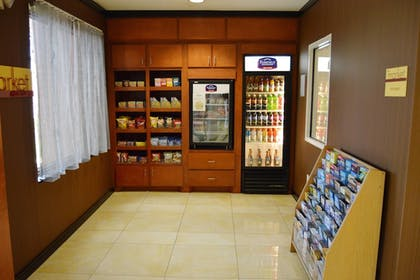 Snack Bar | Fairfield Inn & Suites by Marriott Channelview