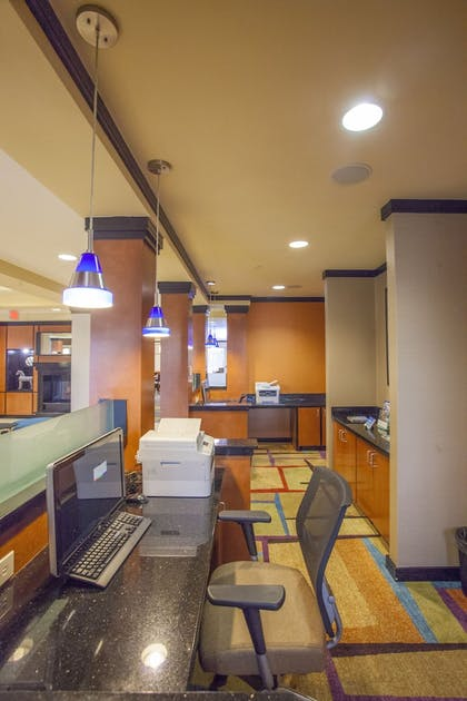 Business Center | Fairfield Inn & Suites by Marriott Channelview