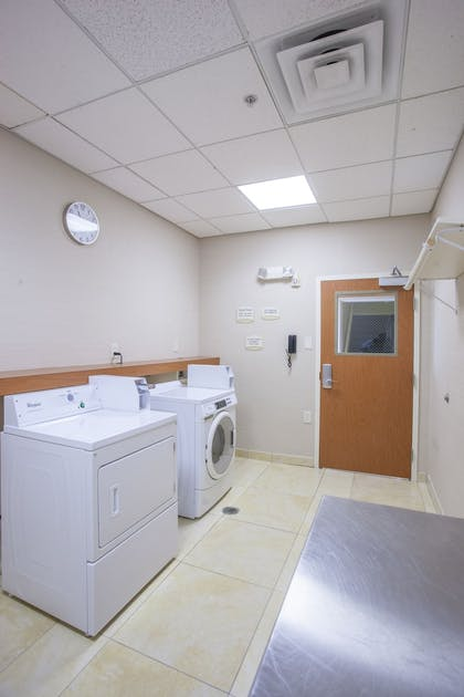 Laundry Room | Fairfield Inn & Suites by Marriott Channelview