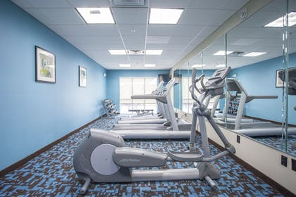 Gym | Fairfield Inn & Suites by Marriott Channelview