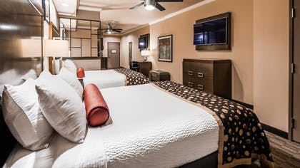 | Suite, Multiple Beds, Accessible, Non Smoking (with Sofabed) | Best Western Premier Crown Chase Inn & Suites