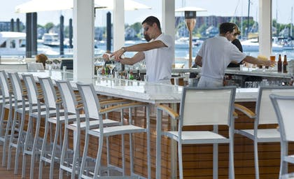 Outdoor Dining | Forty 1 North