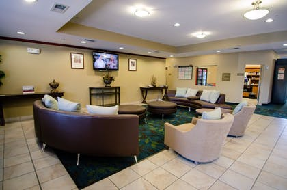 Lobby | Candlewood Suites - Temple Medical Center