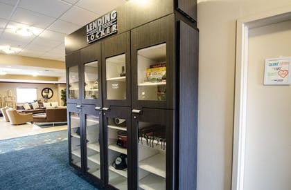 Hotel Interior | Candlewood Suites - Temple Medical Center