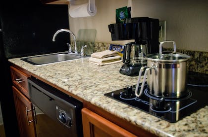 In-Room Amenity | Candlewood Suites - Temple Medical Center