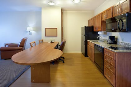 In-Room Kitchen | Candlewood Suites - Temple Medical Center