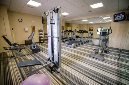 Fitness Facility | Candlewood Suites - Temple Medical Center
