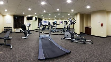 Fitness Facility | Holiday Inn Express Hotel & Suites CORDELE NORTH