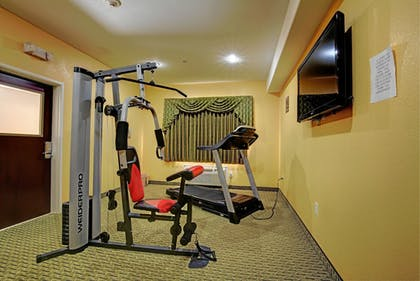 Gym | Magnolia Inn and Suites Olive Branch