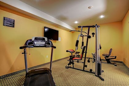 Fitness Facility | Magnolia Inn and Suites Olive Branch
