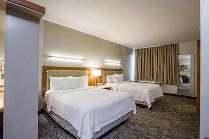 Guestroom | SpringHill Suites by Marriott San Angelo