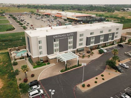 Exterior | SpringHill Suites by Marriott San Angelo