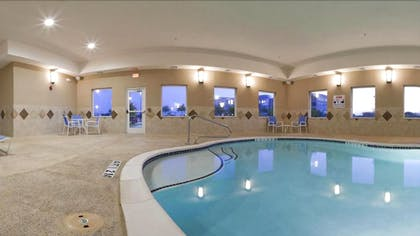 Indoor Pool | Holiday Inn Express Hotel & Suites DALLAS WEST