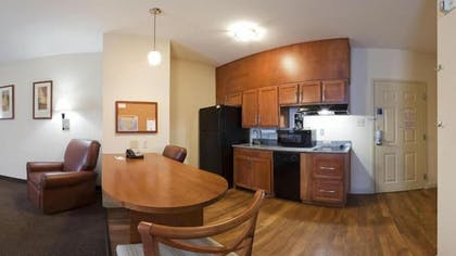 In-Room Kitchenette   Candlewood Suites New Iberia