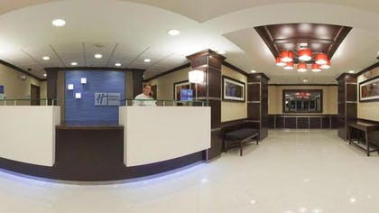 Reception   Holiday Inn Express Hotel & Suites AMITE