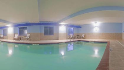 Indoor Pool   Holiday Inn Express Hotel & Suites AMITE