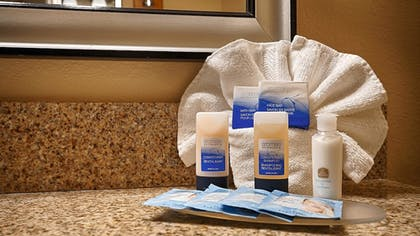 Bathroom Amenities | Best Western Rose City Conference Center Inn