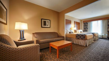 Guestroom | Best Western Rose City Conference Center Inn