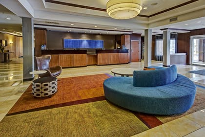 Lobby | Fairfield Inn & Suites Oklahoma City Airport