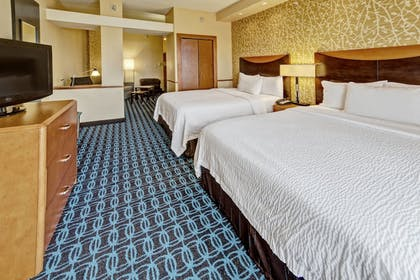 Guestroom | Fairfield Inn & Suites Oklahoma City Airport