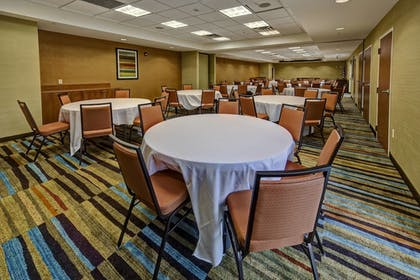 Meeting Facility | Fairfield Inn & Suites Oklahoma City Airport