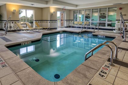 Sports Facility | Fairfield Inn & Suites Oklahoma City Airport