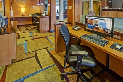 Business Center | Fairfield Inn & Suites Oklahoma City Airport