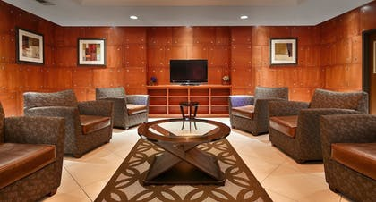 Lobby | Best Western Plus Flowood Inn & Suites