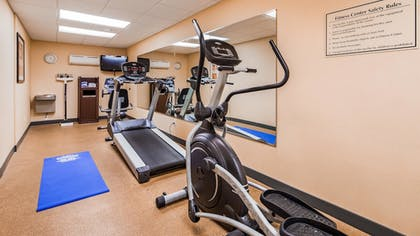 Fitness Facility | Best Western Plus Flowood Inn & Suites