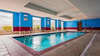 Pool | Best Western Plus Flowood Inn & Suites