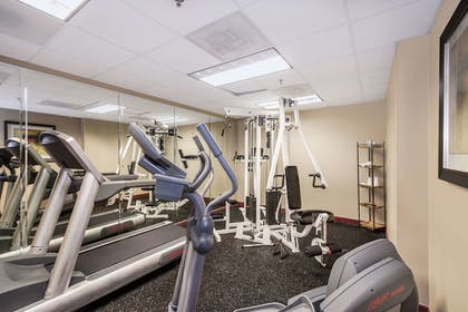 Fitness Facility | Comfort Inn & Suites Maingate South