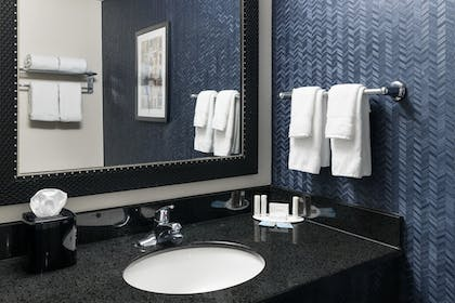 Bathroom   Fairfield Inn & Suites by Marriott South Bend at Notre Dame
