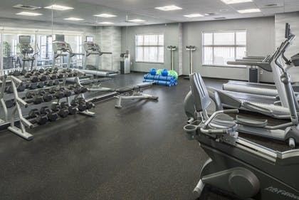 Gym   Fairfield Inn & Suites by Marriott South Bend at Notre Dame