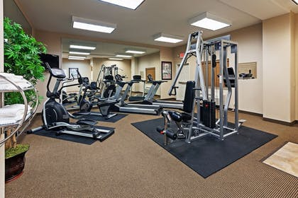 Fitness Facility | Candlewood Suites Deer Park TX