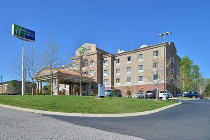 Hotel Front | Holiday Inn Express Columbia
