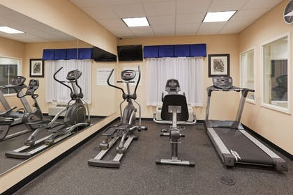 Fitness Facility | Holiday Inn Express Columbia
